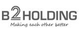 B2HOLDING | Logo | Soft4Lessee
